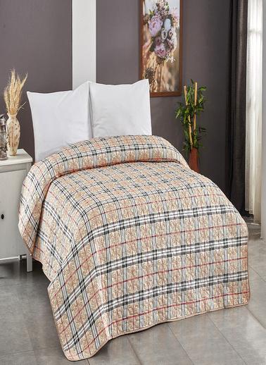 Komfort Home Tek Kişilik Çok Amaçlı Örtü - Pike 160x220 CM / V5 Renkli